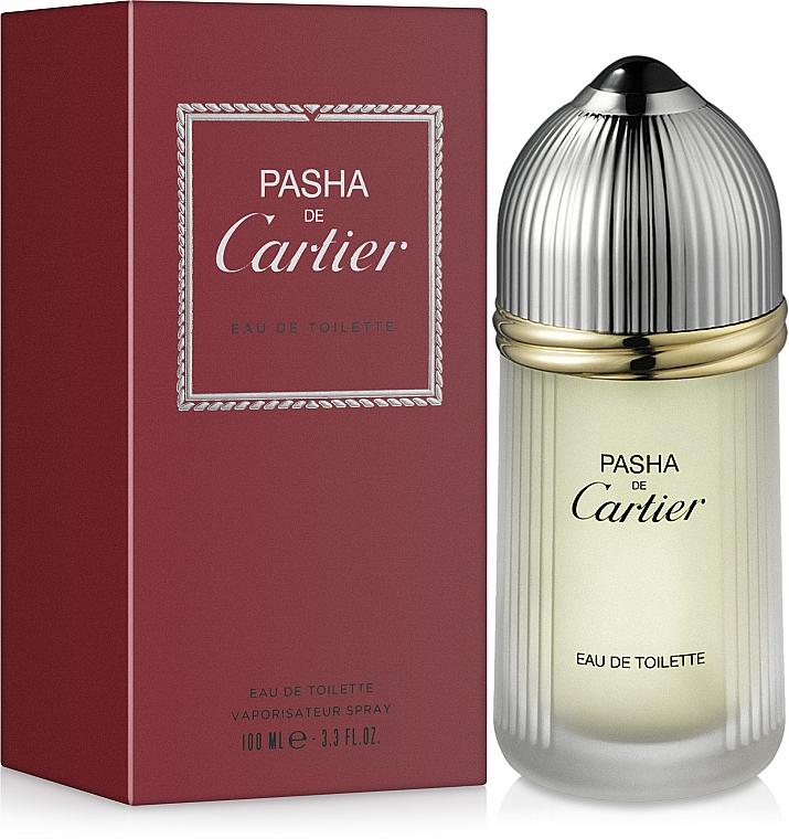 Cartier Pasha de Cartier - Eau de Toilette — Bild N2