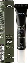Düfte, Parfümerie und Kosmetik Augencreme mit anregender Wirkung - Aveda Botanical Kinetics Energizing BB Eye Cream