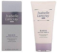 Düfte, Parfümerie und Kosmetik Milde Gesichtsreinigung mit Seidenproteinen - Isabelle Lancray Basis Mousse Minute