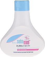 Düfte, Parfümerie und Kosmetik Sanfter und feuchtigkeitsspendender Badeschaum für KInder - Sebamed Baby Bubble Bath