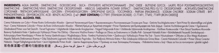 Anti-Aging BB Creme SPF 20 - Pupa BB Cream + Primer For Combination To Oily Skin — Bild N3