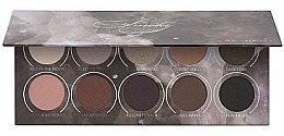 Düfte, Parfümerie und Kosmetik Lidschattenpalette - Zoeva Smoky Eyeshadow Palette