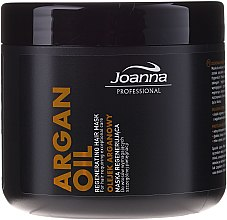 Düfte, Parfümerie und Kosmetik Regenerierende Haarmaske mit Arganöl - Joanna Professional Mask