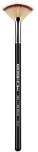 Düfte, Parfümerie und Kosmetik Fächerpinsel klein F655 - Eigshow Beauty Small Fan Brush