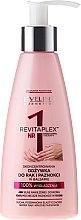 Düfte, Parfümerie und Kosmetik Pflegende und feuchtigkeitsspendende Hand- und Nagelcreme - Eveline Cosmetics Revitaplex