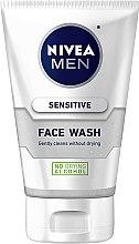 Düfte, Parfümerie und Kosmetik Beruhigendes Gesichtswaschgel für Herren - Nivea Active Comfort System