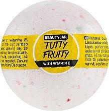 Badebombe mit Vitamin E - Beauty Jar Tutty Fruity — Bild N1