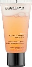 Düfte, Parfümerie und Kosmetik Gesichtsmaske mit Aprikosenextrakt - Academie Visage Apricot Mask