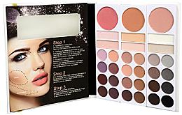 Düfte, Parfümerie und Kosmetik Make-up Palette - Parisax Professional Decorative Cosmetics Big Note Book Set