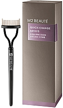 Düfte, Parfümerie und Kosmetik Wimpernbürste - M2Beaute Quick-Change Artists High Precision Eyelash Comb