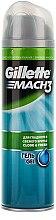 Düfte, Parfümerie und Kosmetik Erfrischendes Rasiergel - Gillette Mach3 Close and Fresh Shave Gel for Men