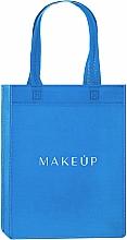 Düfte, Parfümerie und Kosmetik Einkaufstasche Springfield hellblau - MakeUp Eco Friendly Tote Bag (33 x 25 x 9 cm)