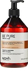 Düfte, Parfümerie und Kosmetik Reparierendes Shampoo für strapaziertes Haar - Niamh Hairconcept Be Pure Restore Shampoo