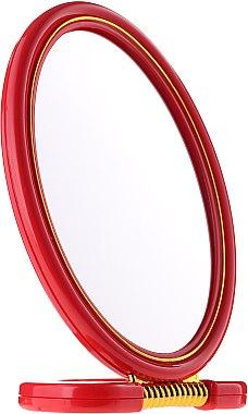Kosmetikspiegel mit Ständer 5145 rot - Top Choice — Bild N1