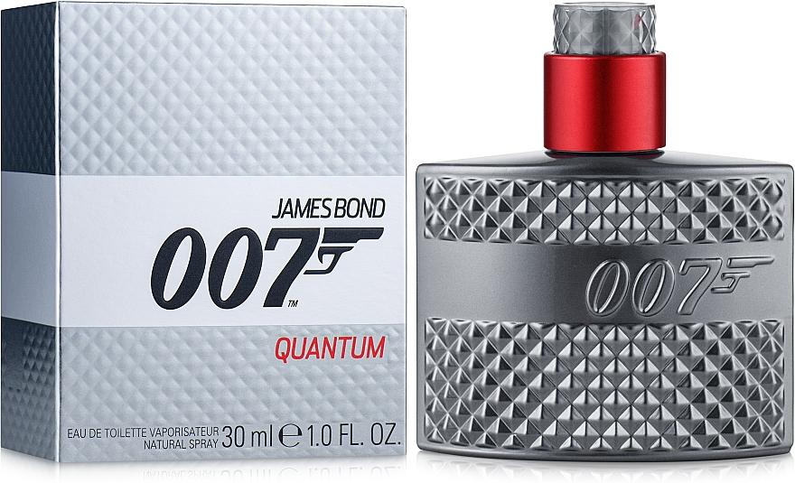James Bond 007 Quantum - Eau de Toilette — Bild N2