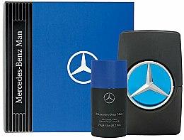Düfte, Parfümerie und Kosmetik Mercedes-Benz Mercedes-Benz Man - Duftset (Eau de Toilette 100ml + Deodorant 75g)