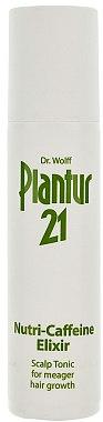 Pflegendes Haarelixier gegen Haarausfall mit Koffein - Plantur Nutri Coffeine Elixir — Bild N1