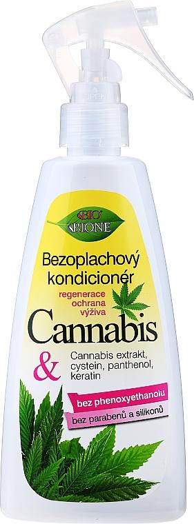 Conditioner ohne Ausspülen mit Cannabis-Extrakt - Bione Cosmetics Cannabis Leave-in Conditioner — Bild N1
