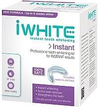 Düfte, Parfümerie und Kosmetik Bleichendes Zahnpflegeset - Sylphar Iwhite Instant 2 Professional Whitening System