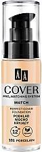 Düfte, Parfümerie und Kosmetik Foundation - AA Cover PRO3 Matching System Match