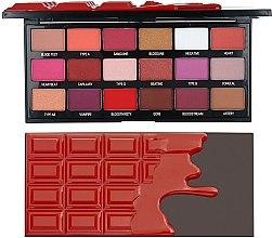 Düfte, Parfümerie und Kosmetik Lidschattenpalette - I Heart Revolution Eyeshadow Chocolate Blood Palette