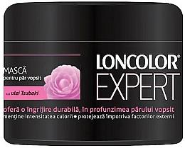 Düfte, Parfümerie und Kosmetik Maske für gefärbtes Haar mit Tsubaki-Öl - Loncolor Expert