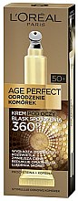 Düfte, Parfümerie und Kosmetik Augenkonturcreme - L'Oreal Paris Age Perfect Eye Cream 50+