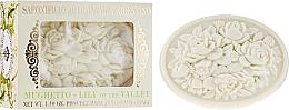 Düfte, Parfümerie und Kosmetik Naturseife mit Maiglöckchen-Duft - Saponificio Artigianale Fiorentino Botticelli Lily Of The Valley Soap