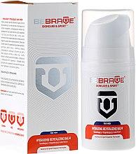 Revitalisierender und feuchtigkeitsspendender Gesichtsbalsam für Männer - BeBrave Hydrating Revitalizing Balm-For Men — Bild N1