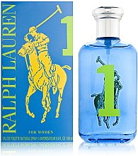 Düfte, Parfümerie und Kosmetik Ralph Lauren The Big Pony Collection 1 Blue - Eau de Toilette