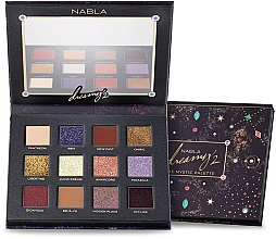 Düfte, Parfümerie und Kosmetik Lidschattenpalette - Nabla Dreamy 2 The Mystic Palette