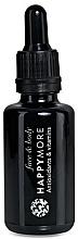 Düfte, Parfümerie und Kosmetik Gesichtselixier mit Extrakt aus wilder Andenrose - Happymore Rose Vibes Antioxidants & Vitamins