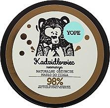 Düfte, Parfümerie und Kosmetik Körperbutter mit Weihrauch und Rosmarin - Yope Olibanum & Rosemary Body Butter