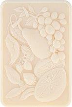 Naturseifen Geschenkset 3 St. - Saponificio Artigianale Fiorentino Orange (3x125g) — Bild N2