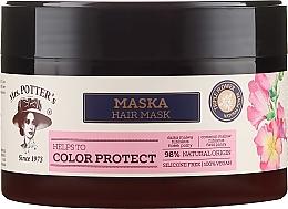Düfte, Parfümerie und Kosmetik Haarmaske für coloriertes Haar - Mrs. Potter's Triple Flower Color Protect