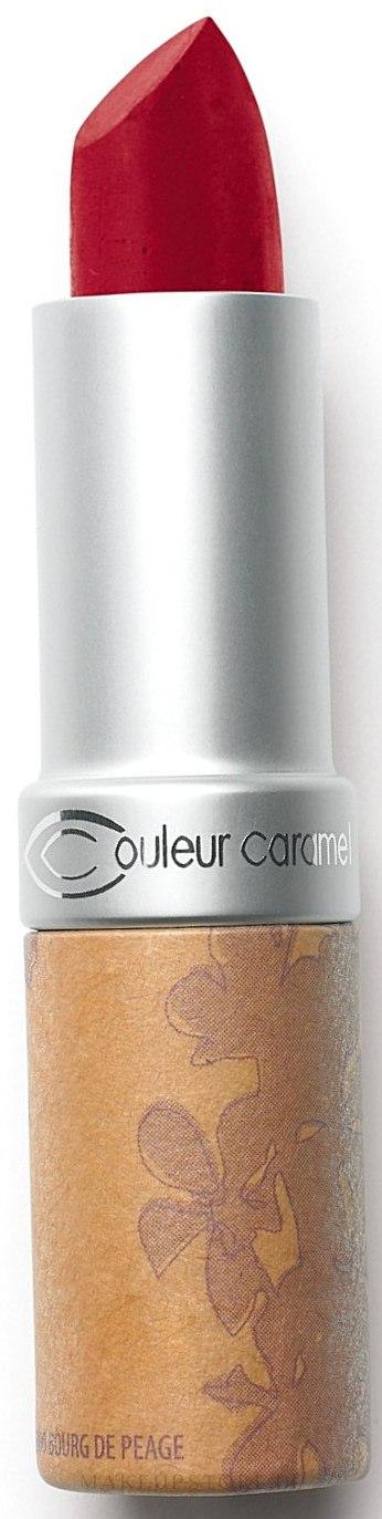 Matter Lippenstift - Couleur Caramel Rouge A Levres Mat — Bild 120 - Red Pure