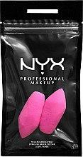Düfte, Parfümerie und Kosmetik Schminkschwämme 2 St. - NYX Professional Precision Blending Sponge