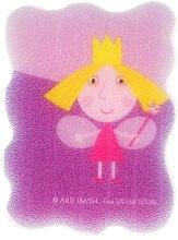 Düfte, Parfümerie und Kosmetik Kinder-Badeschwamm Ben und Holly violett - Suavipiel Ben & Holly