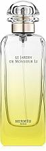 Düfte, Parfümerie und Kosmetik Hermes Le Jardin de Monsieur Li - Eau de Toilette