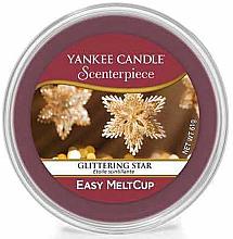 Düfte, Parfümerie und Kosmetik Tart-Duftwachs Glittering Star - Yankee Candle Glittering Star Easy MeltCup