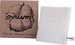 Düfte, Parfümerie und Kosmetik Exfolierender Handschuh für das Gesicht - Ovium