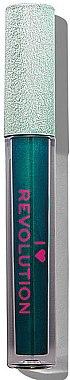Lipgloss mit Glitzerpartikeln - I Heart Revolution Metallic Mermaid Liquid Lipstick — Bild N1
