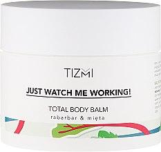 Düfte, Parfümerie und Kosmetik Körperbalsam - Tizmi Total Body Balm Rhubarb & Mint