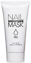 Düfte, Parfümerie und Kosmetik Regenerierende Feuchtigkeitsmaske für die Hände, Nägel und Nagelhaut mit Kakao- & Sheabutter - Avon Nail Moisture Mask Nail Experts