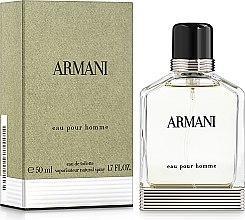 Düfte, Parfümerie und Kosmetik Giorgio Armani Armani Pour Homme - Eau de Toilette