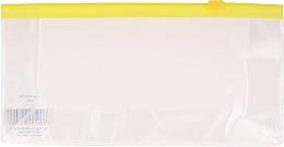 Düfte, Parfümerie und Kosmetik Reise-Kosmetiktasche 499306 transparent-gelb - Inter-Vion