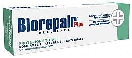Düfte, Parfümerie und Kosmetik Zahncreme mit Lactoferrin und Hyaluron - Biorepair Plus