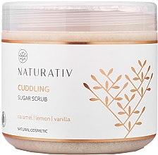 Körperscrub mit Zucker - Naturativ Cuddling Body Sugar Scrub — Bild N3