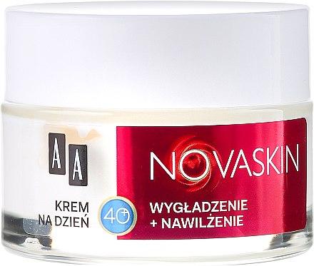Feuchtigkeitsspendende Tagescreme 40+ - AA Cosmetics Novaskin Day Cream — Bild N2