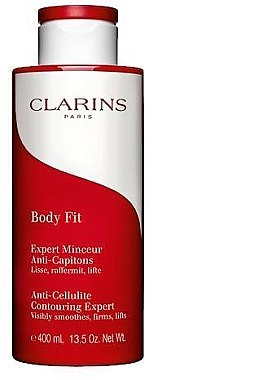 Anti-Cellulite Körperpflege mit Quittenblatt-Extrakt - Clarins Body Fit Minceur Anti Cellulite — Bild N1
